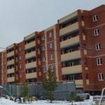 Жилой дом в пос.Ленинский, ул.Микрорайон 1