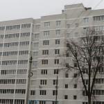Жилой дом по улице Ершова 27