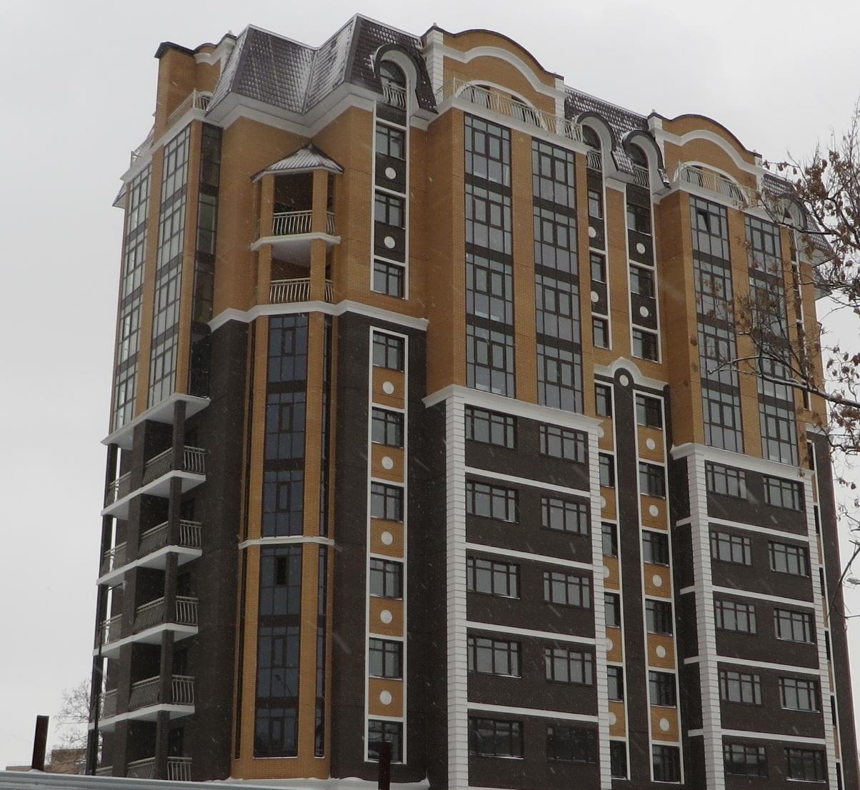 Жилой дом по ул. Фрунзе 20а