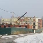 ЖК Молодежный по улице Парковая и Веневское шоссе