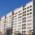 ЖК по улице Луначарского и Герцена