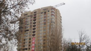 Фото дома по улице Демонстрации г. Тулы ООО ХСЦТЗСМ