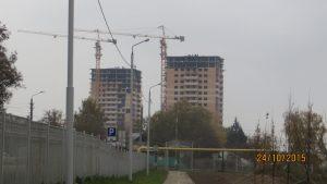 Фото домов по улице Болдина г. Тулы. ООО Стройкомплект