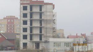 Фото дома по улице Одоевской 31 г. Тулы ООО Стандарт