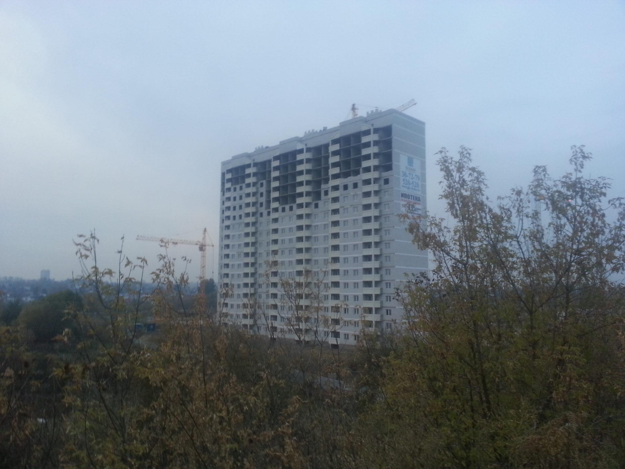 Фото дома номер 3 по улице Павшинский мост г. Тулы. ООО ВЛАДАР, ООО ВАЛЛ