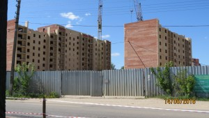 Фото домов по улице Октябрьская г. Тула. ОАО АК ТулаАгроПромСтрой