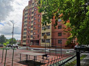 Фото дома по улице Академика Павлова 34Г г. Тулы. ЖК Павлов. ООО Комфортное жилье-1