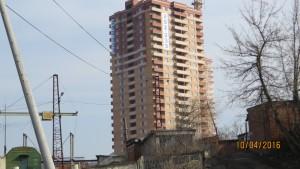 Фото домов ЖК ПАРКОВЫЙ по улице Болдина 1Е г. Тулы. ООО Стройкомплект