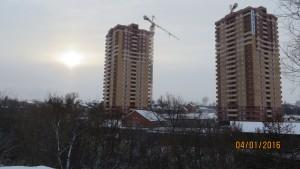 Фото домов по улице Болдина 1Е г. Тулы. ООО Стройкомплект