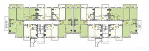 Планировка квартир в пятиэтажных домах ЖК ПЕТРОВСКИЙ КВАРТАЛ