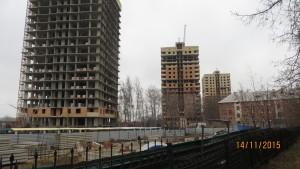 Фотографии дома по улице Глинки 5 г. Тулы. ООО ИКС.
