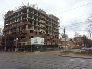 Фото дома по улице Шевченко дом 5 г. Тулы. ЖК АВРОРА-HOUSE. ООО Спарта