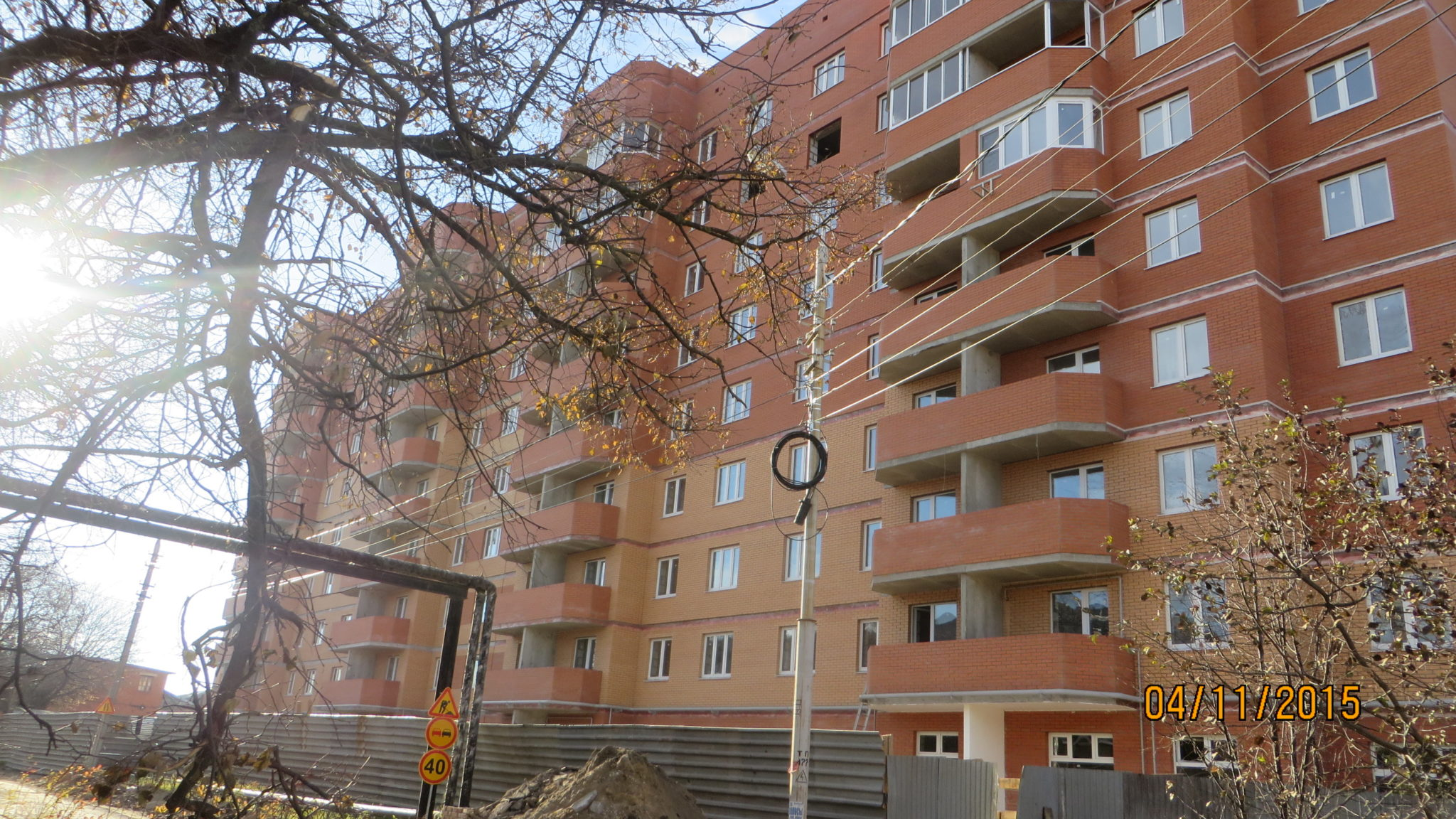 Фотографии дома ЖК НА ЛИТЕЙНОЙ по улице Литейная г. Тулы. ООО Компания Витэсс