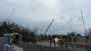 Фотографии домов ЖК Маргелова-3 по улице Генерала Маргелова. ООО ИН-ГРУПП.