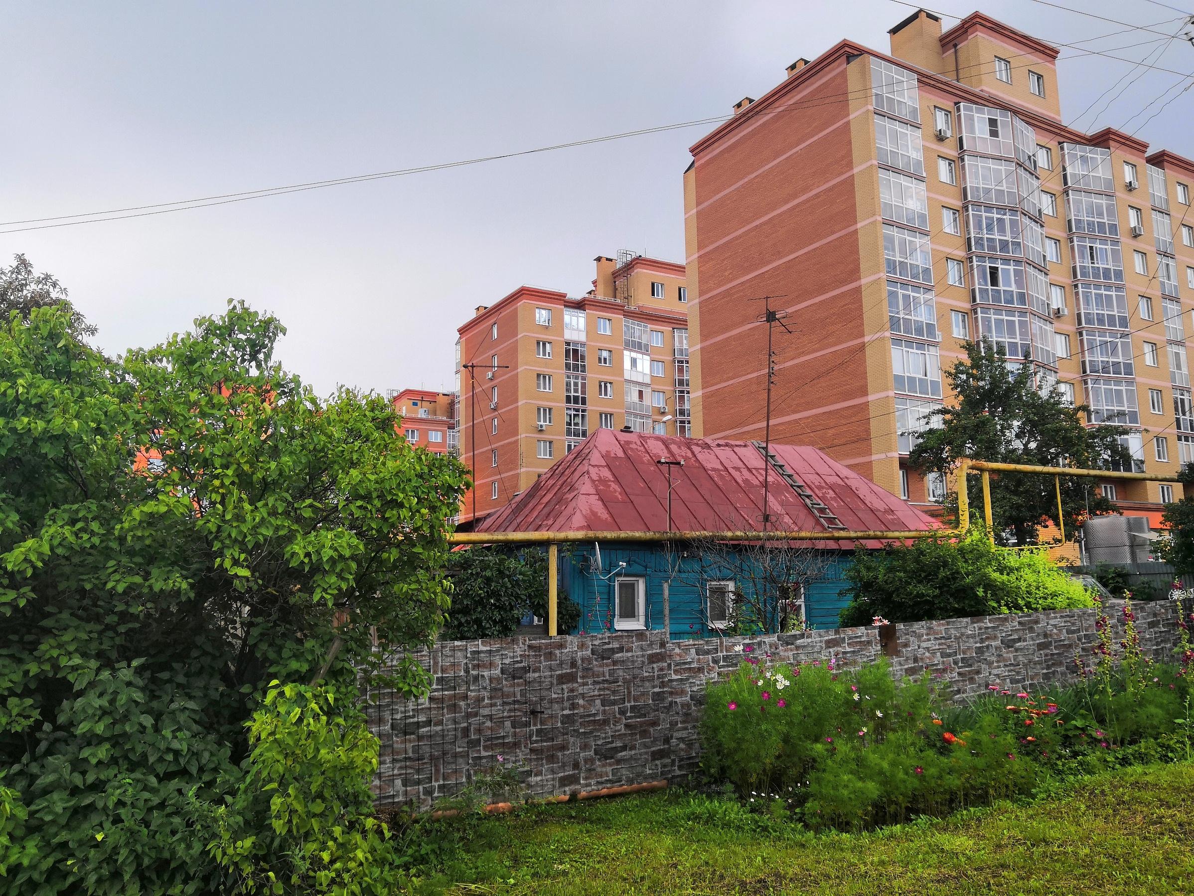 Фотографии домов ЖК Премьера по улице Октябрьская г. Тула. ГК Новый город