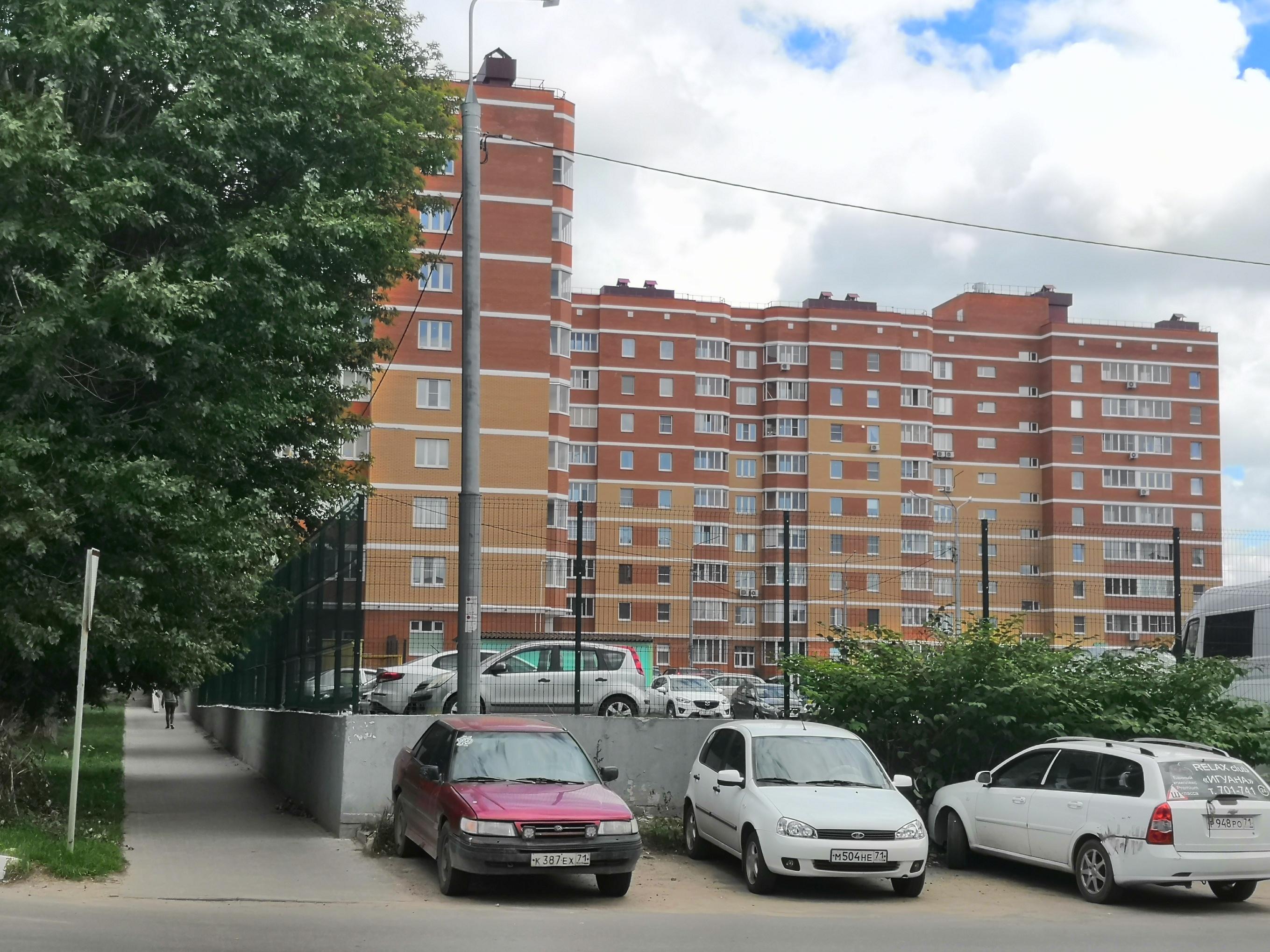 Фотографии дома ЖК НА ЛИТЕЙНОЙ 22а по улице Литейная г. Тула. ООО Компания