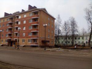 Фотографии дома по улице Строителей 3 г. Тула. ООО ИКС