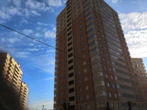 Фотографии домов ЖК ВЕРТИКАЛЬ по улице Шухова г. Тула. ГК Новый город