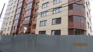 Фотографии дома по улице Свободы г. Тулы. ООО Рентал-ф.ГК Ташир.