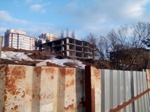 Фотографии домов ЖК Маргелова 3 по улице Генерала Маргелова. ООО ИН-ГРУПП.