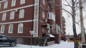 Фото дома по улице Болдина дом 47 г. Тула. ЖК ВИШНЕВЫЙ САД. ООО Гестор