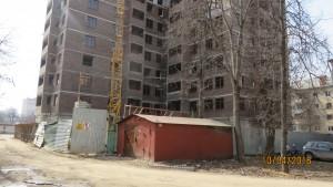 Фото дома по улице Шевченко дом 5 г. Тула. ЖК АВРОРА-HOUSE. ООО Спарта