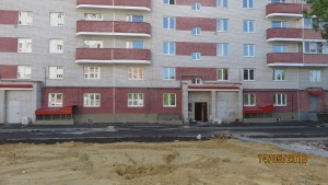 Фотографии домов ЖК по улице Луначарского / Герцена г. Тулы. ООО Тульская строительная компания