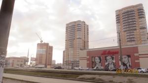Фотографии домов ЖК микрорайон Зеленстрой-2 по проспекту Ленина. ООО Стройкомплект.