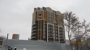 Фотографии дома по улице Фрунзе 20а г. Тулы. ООО ДОМ.