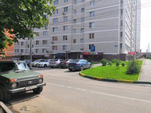 Фотографии жилого дома по улице Ершова 27 г. Тулы. ООО ВАЛЛ.ГК ООО ВЛАДАР.