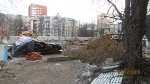Фотографии дома по улице Вересаева 20 г. Тулы. ООО Стройкомплект.