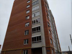 Фотографии жилого дома по улице Староникитская 89 к.1. г. Тула. ООО Стромсервис плюс