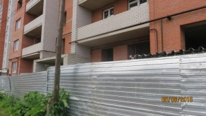 Фотографии жилого дома по улице Пионерская г. Тула. ООО Стромсервис плюс