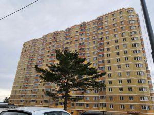 Фотографии домов ЖК Кристалл по улице Генерала Маргелова 9а города Тула. ООО Компания Витэсс
