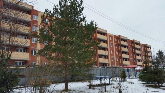 жилого дома в пос.Ленинский, ул.Микрорайон 1 ООО КАПИТАЛСТРОЙИНВЕСТ
