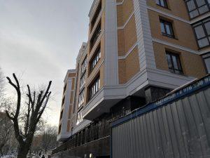 Фотографии жилого дома по улице Софьи Перовской 38а г. Тула