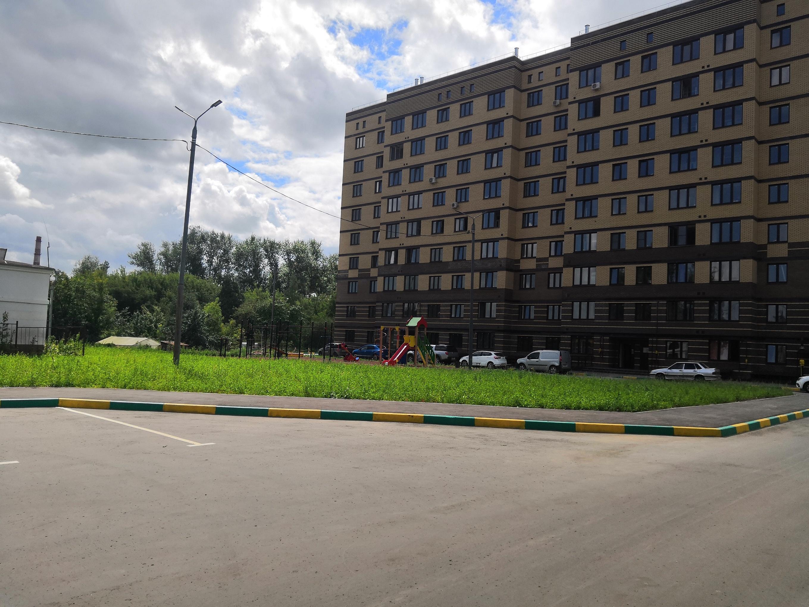 Жилой дом по улице Ствольная дом 30. ГК СТРАТЕГИЯ