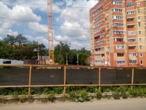 Фотографии дома по ул. Пузакова и ул. Штыковая, АО Внешстрой