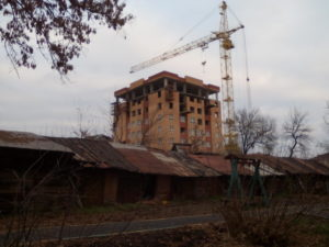 Фотографии жилого дома по улице Немцова 5-а г. Тула. АО Внешстрой