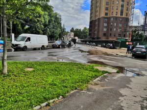 Фотографии ЖК Космос дом по ул. Агеева, Проспект Ленина 93 г. Тула. ООО Тула-Сити.