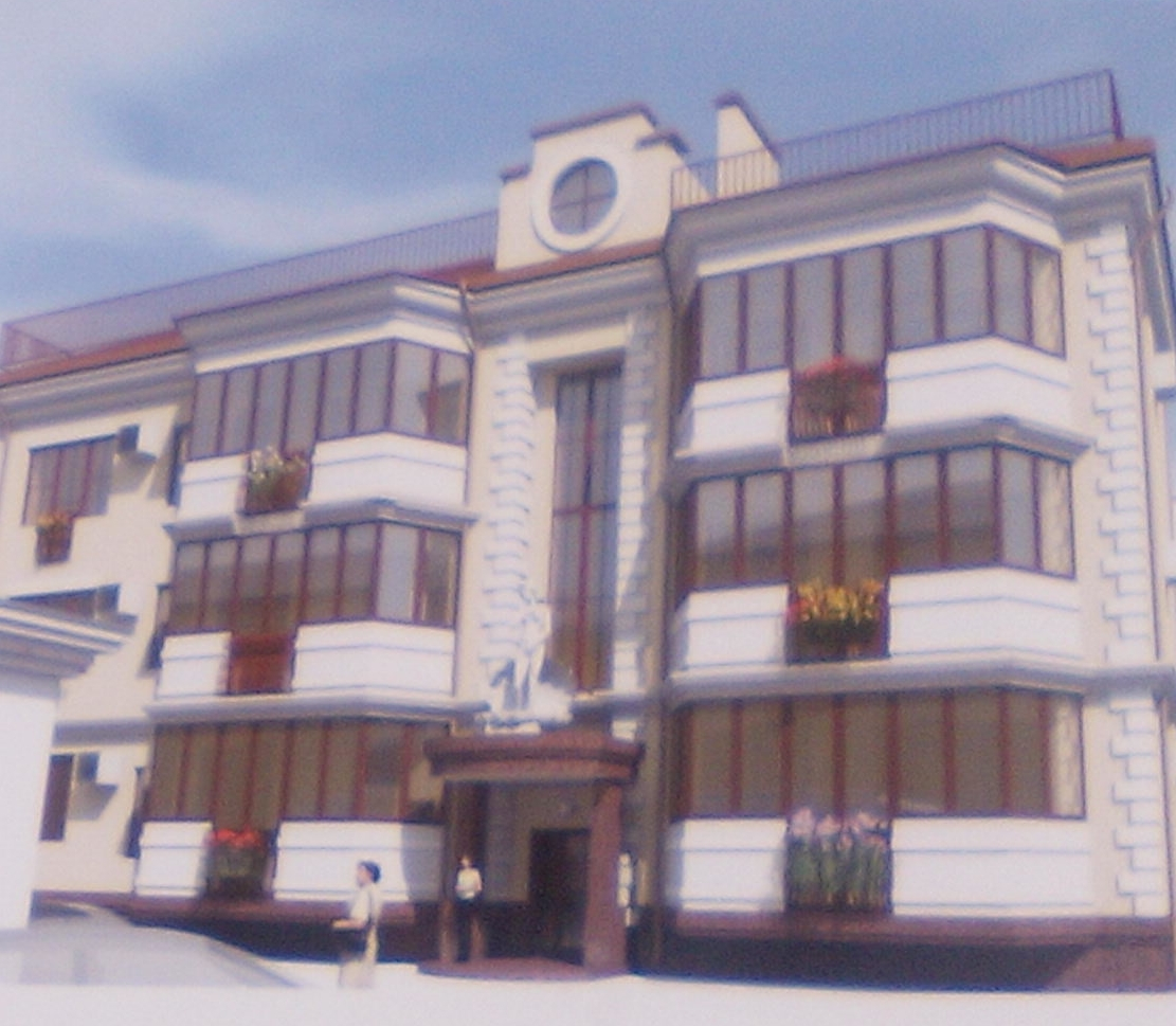 Жилой дом по улице Вересаева 26