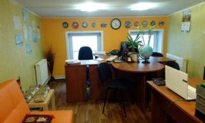 Наш офис изнутри