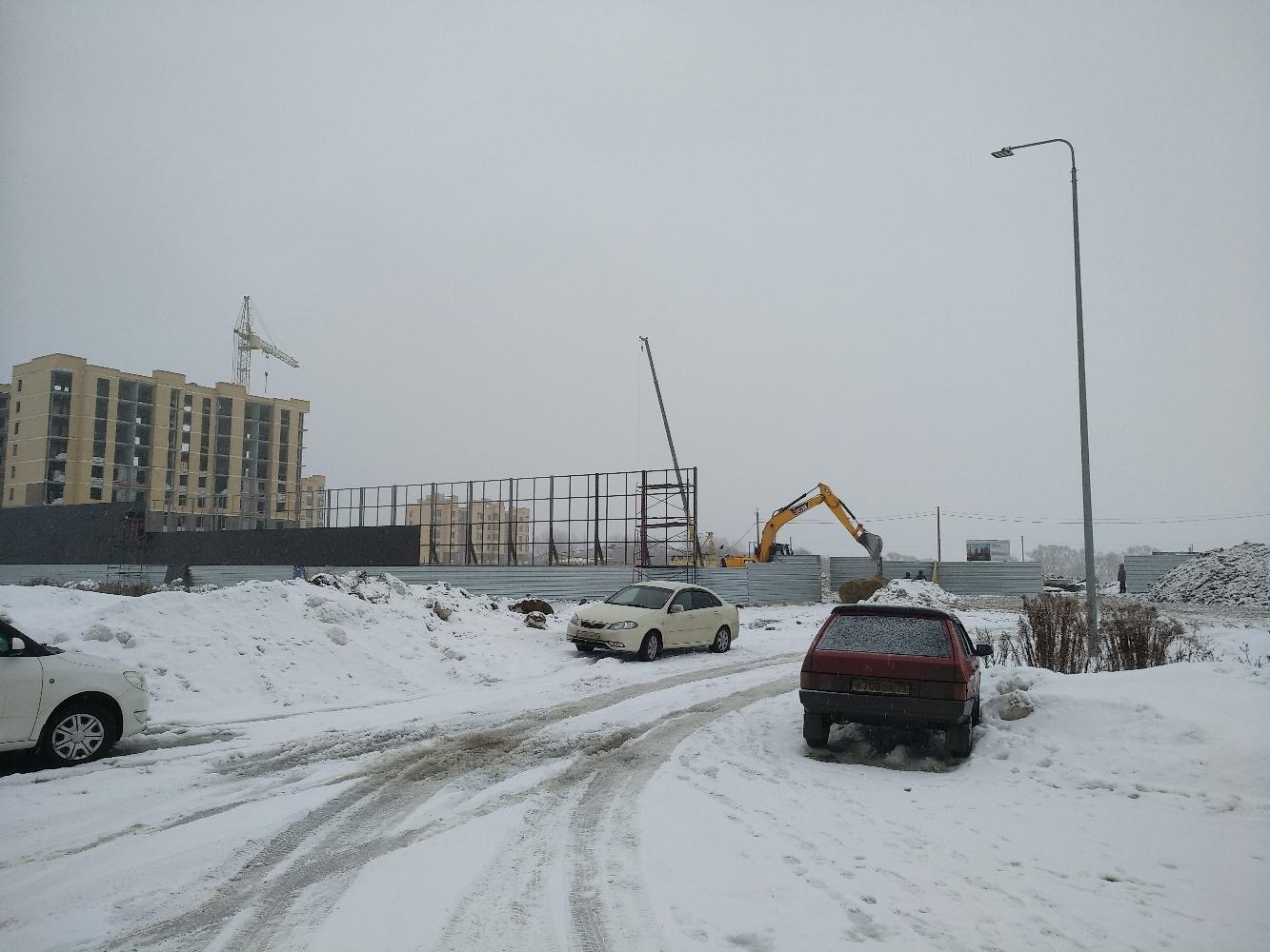 Фотографии домов ЖК микрорайон Суворовский г. Тула